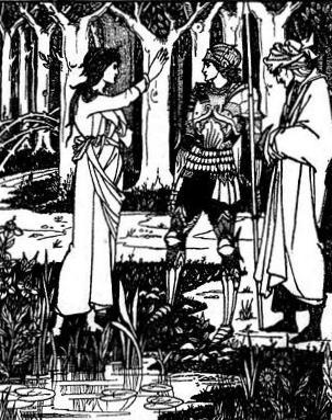 King Arthur myth