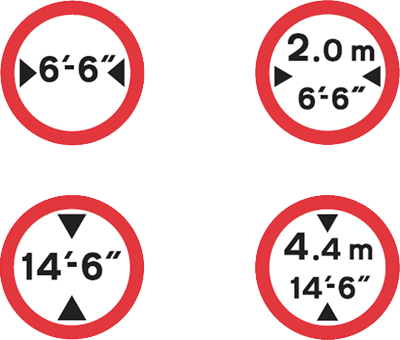 roundel signs